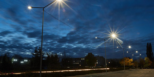 Smart and Energy Efficient Street Lighting System in Moldova!